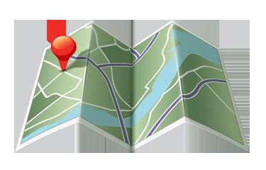 Mapa - Jarní běh pro zdraví